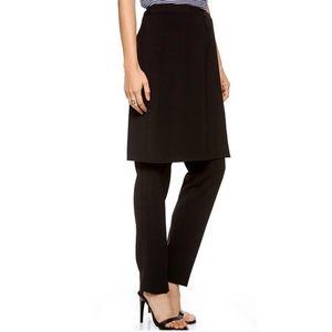 BCBG MaxAzria Tristan Skirt Pants S Black